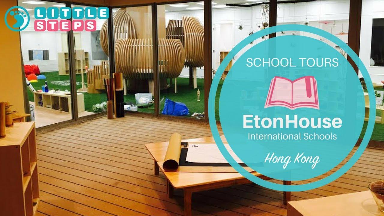 Top Preschool In Hong Kong - EtonHouse Hong Kong School Tour Video