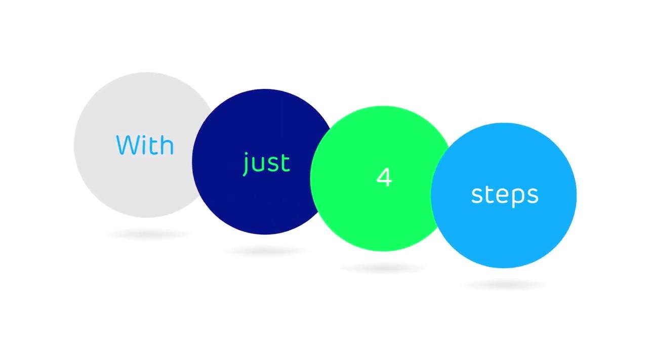 Matrix SCM - Four Steps to Success