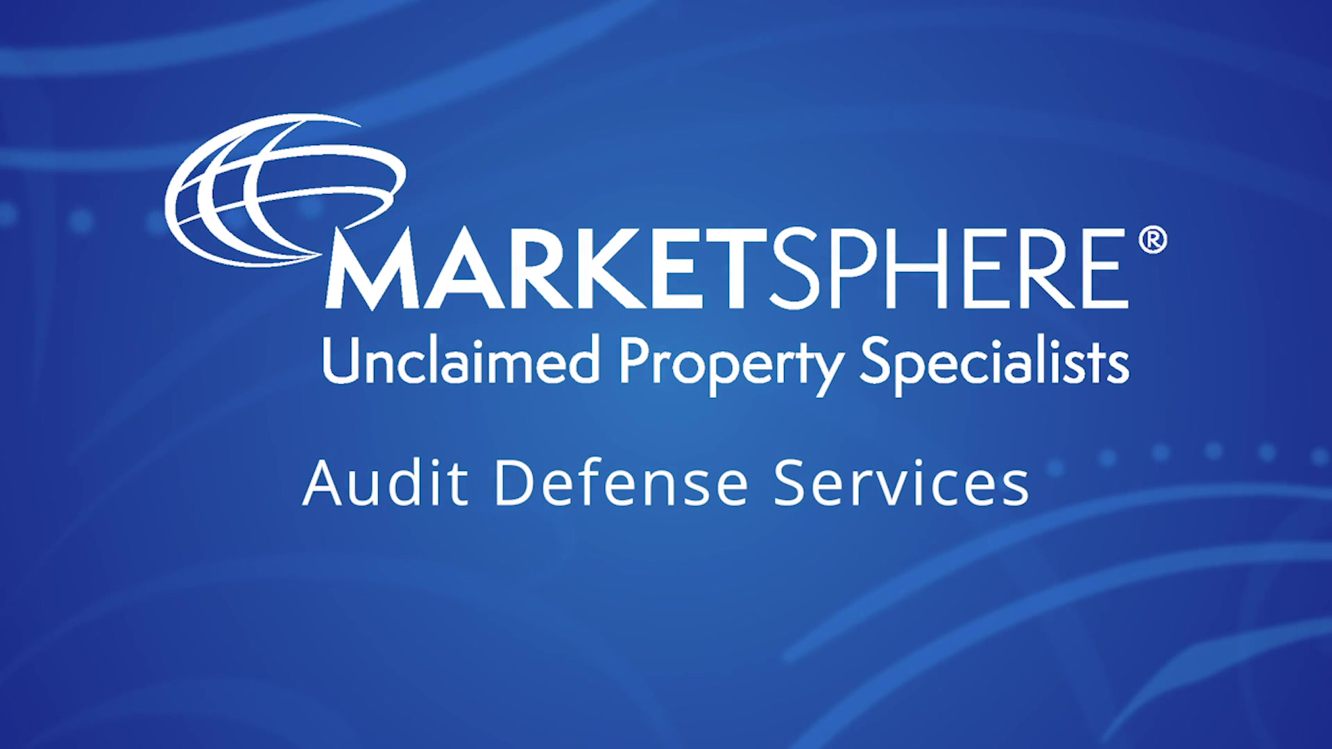 Audit Defense Services