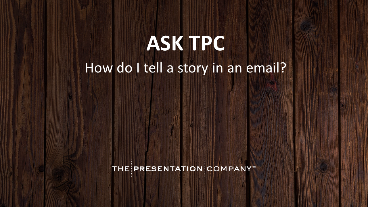 How to Tell a Story in Email_Final