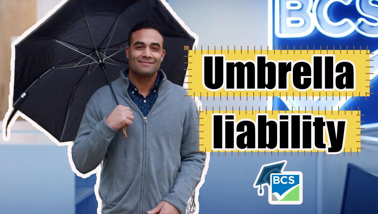 Umbrella Liability (Adams voice)