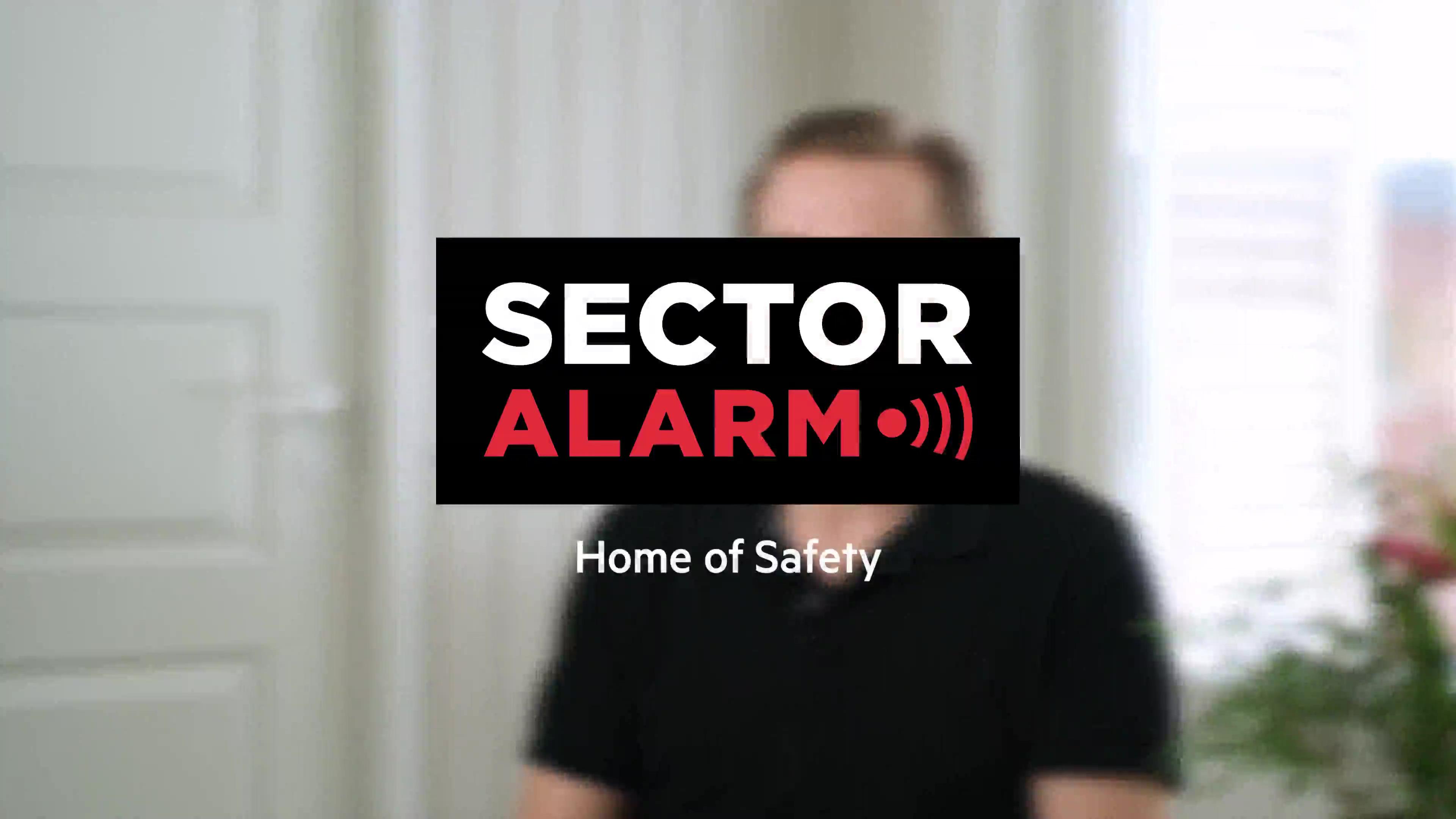 Sector Alarm tekstitys