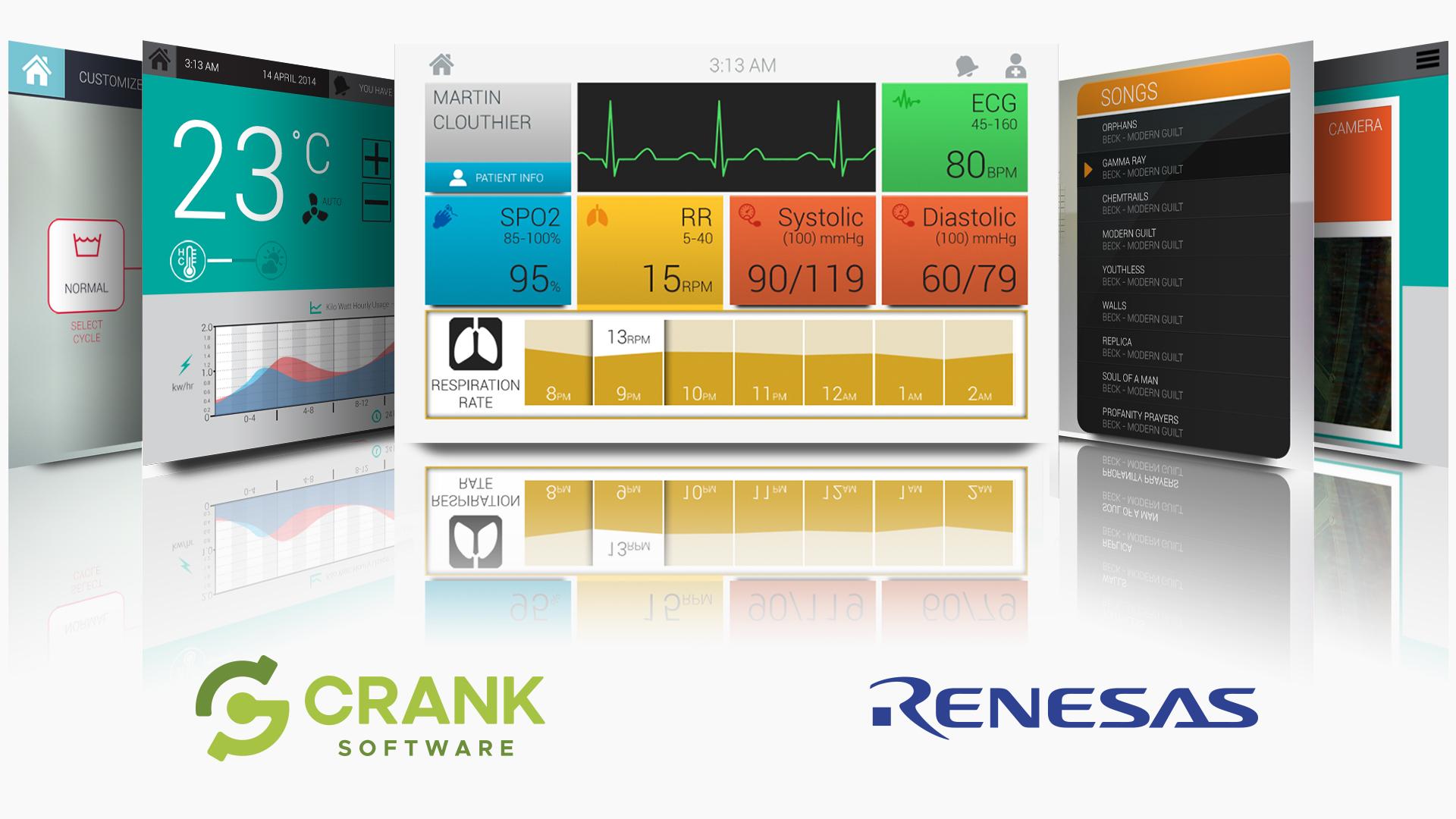 crank-software-RENESAS_RZA1-demo