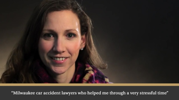 Milwaukee car accident lawyers who helped me through a very stressful time