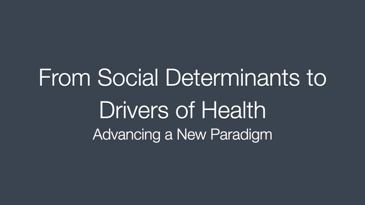 Social Drivers with Dr. Betancourt