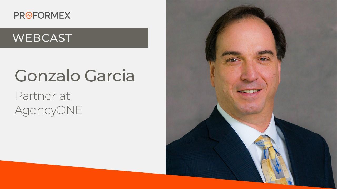 Gonzalo Garcia Webcast - Full