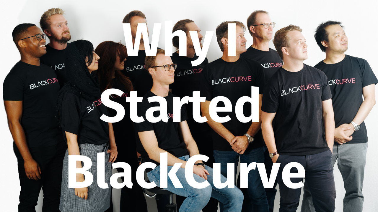 burn-BlackCurve Founding Story