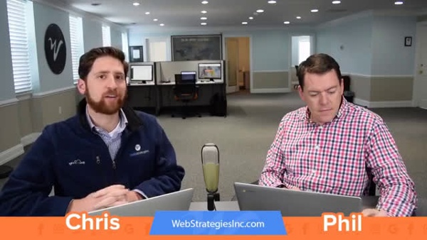 WebStrategies Live Marketing Budgets 2019