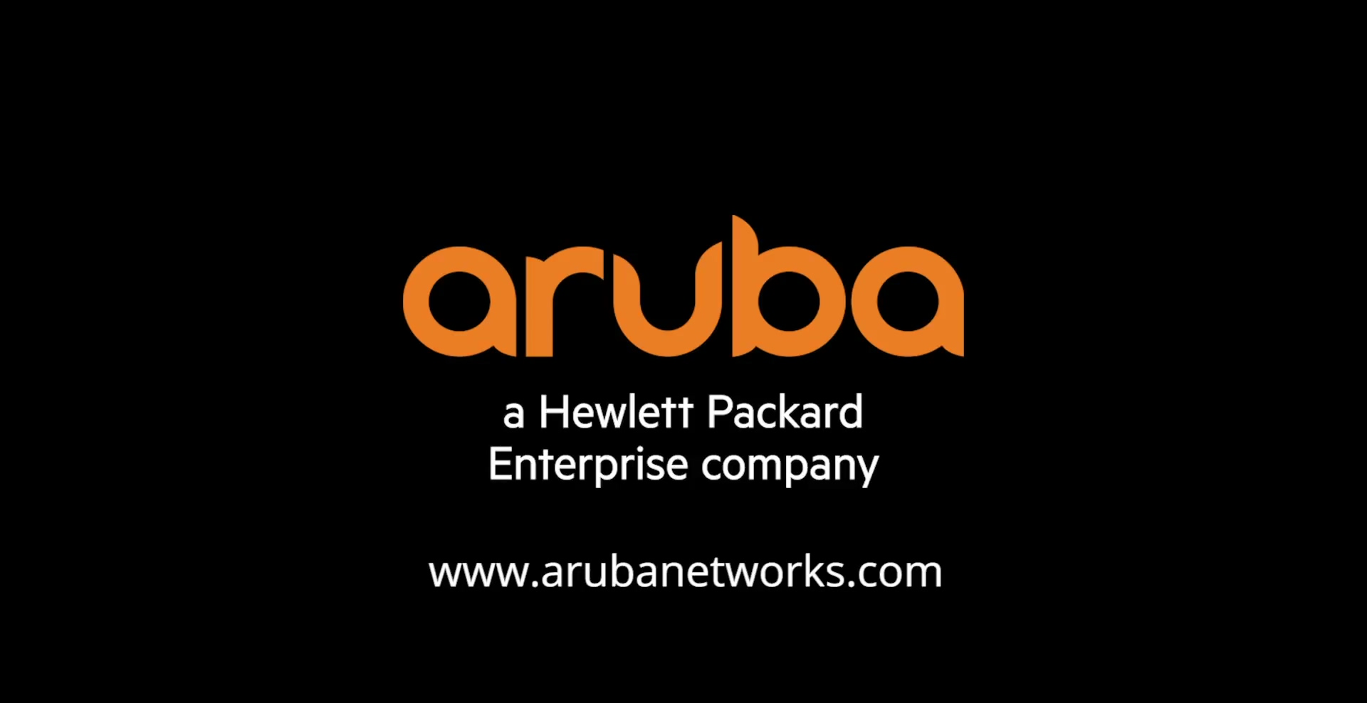 y2mate.com - Let Aruba help you innovate at the speed of mobile and IoT_x2fu8o-0X1Y_1080p
