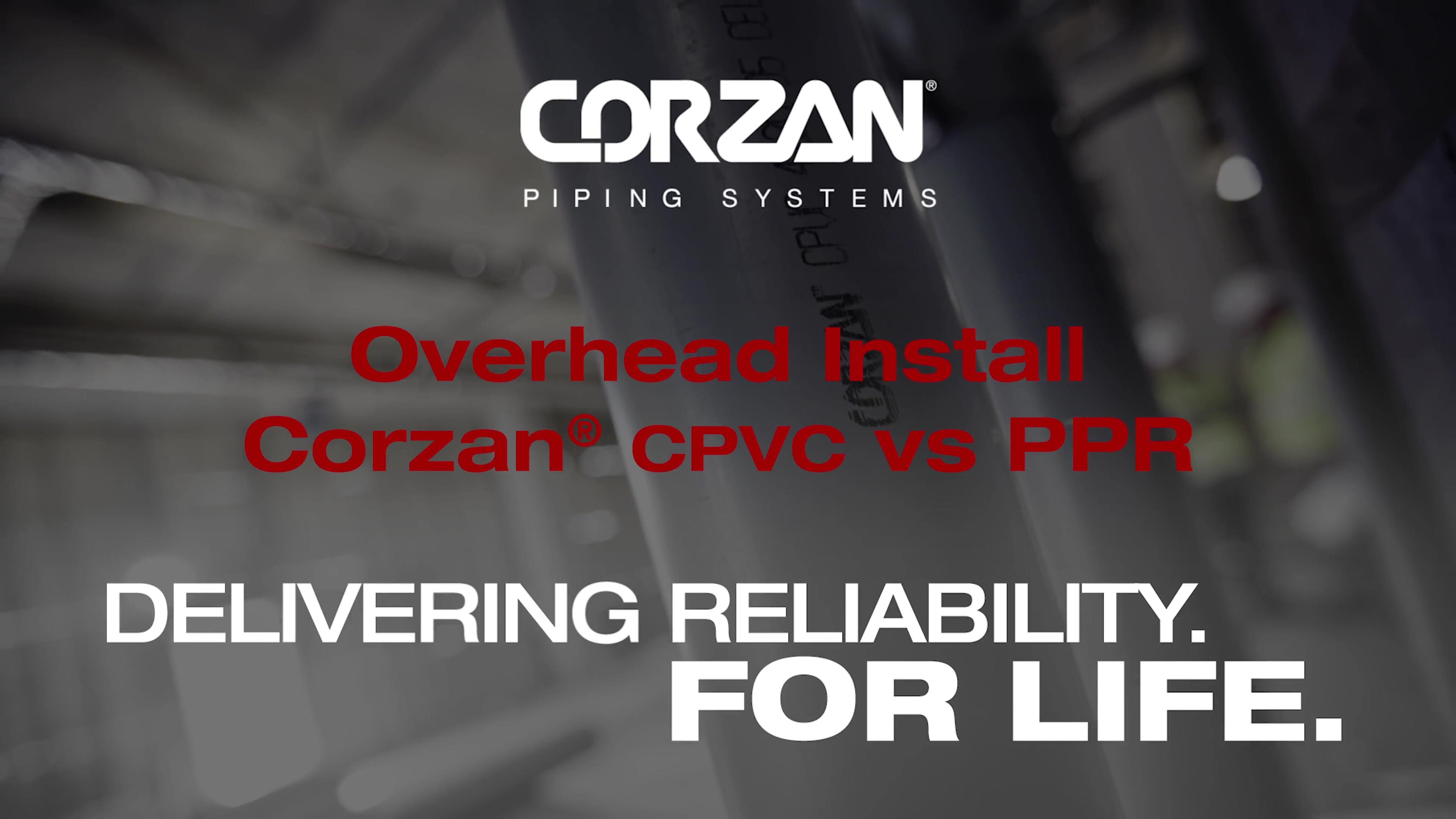 Corzan_CPVC_vs_PPR_Overhead_Install