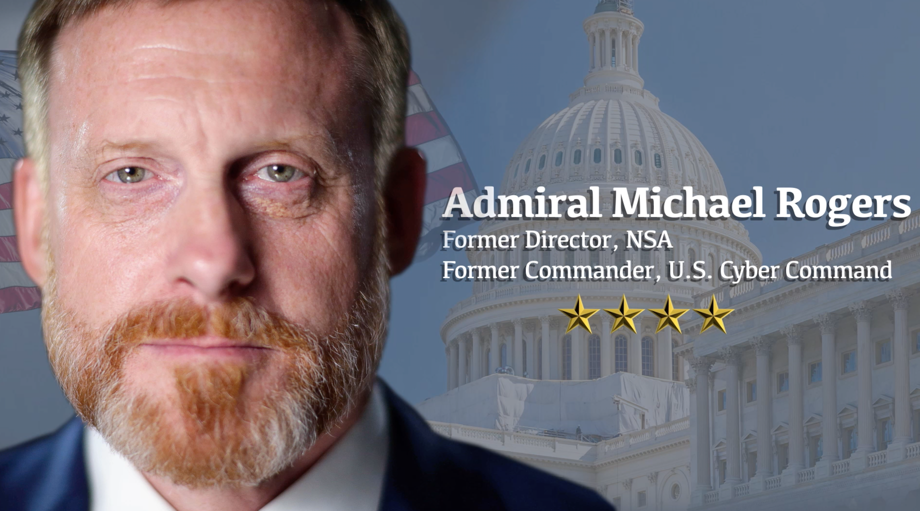 Adm. Michael Rogers: Facing The New Threat Landscape