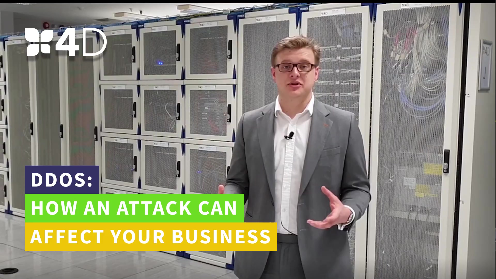DDoS - How it affects your business - ID