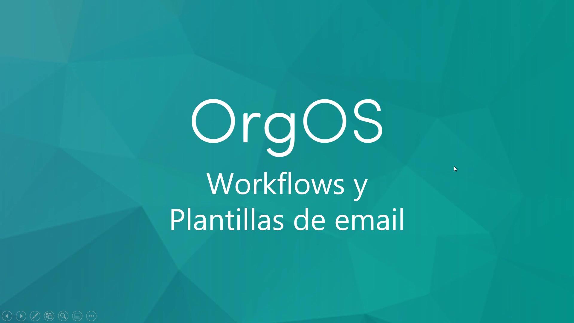 Workflows y Plantillas de email (1)