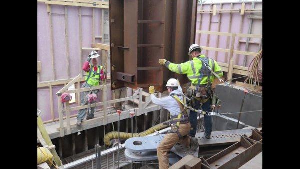 2017 Lock 16 Bulkhead Slot Installation