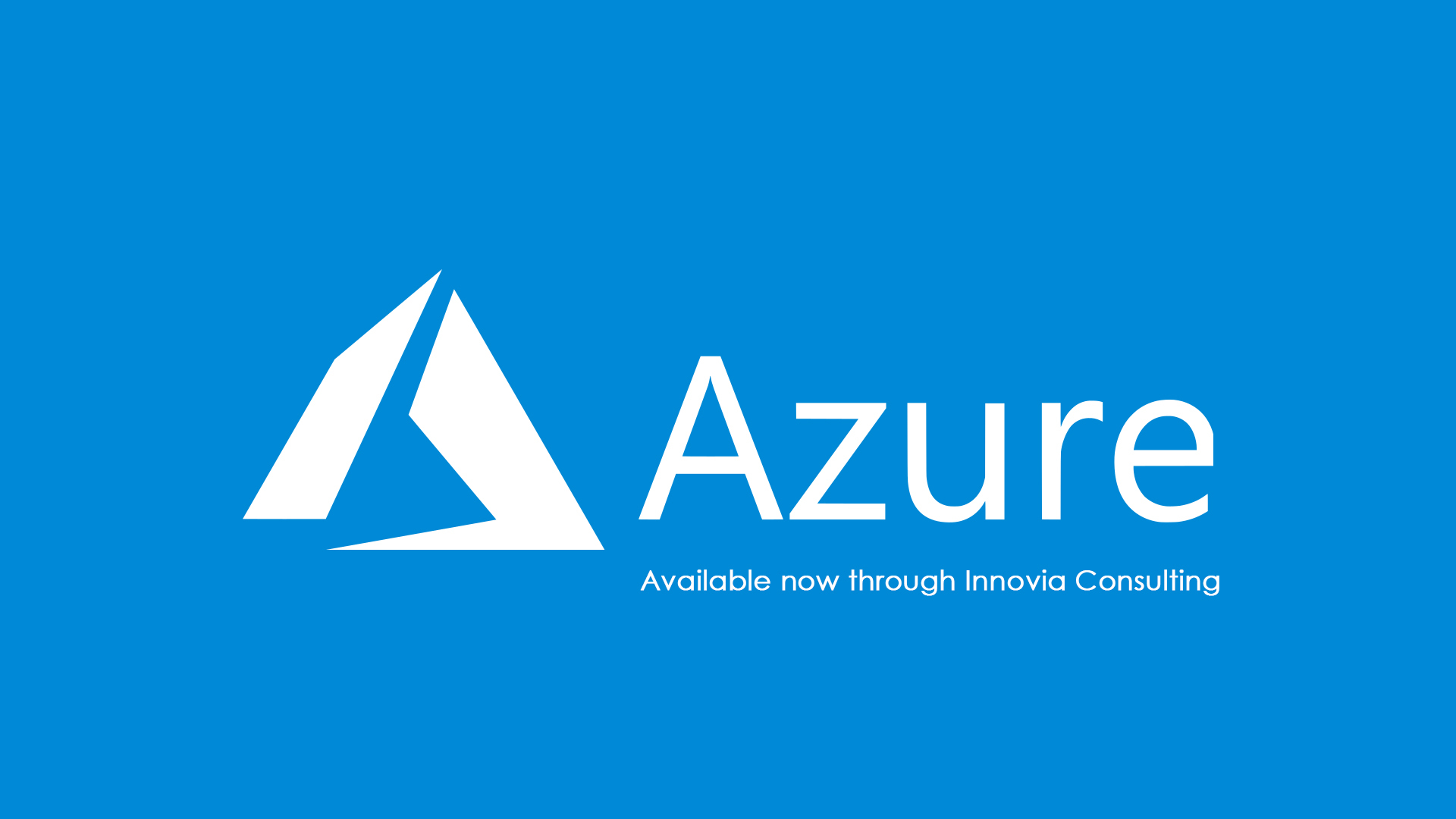 Azure Questions Answered Demo Innovia Consulting