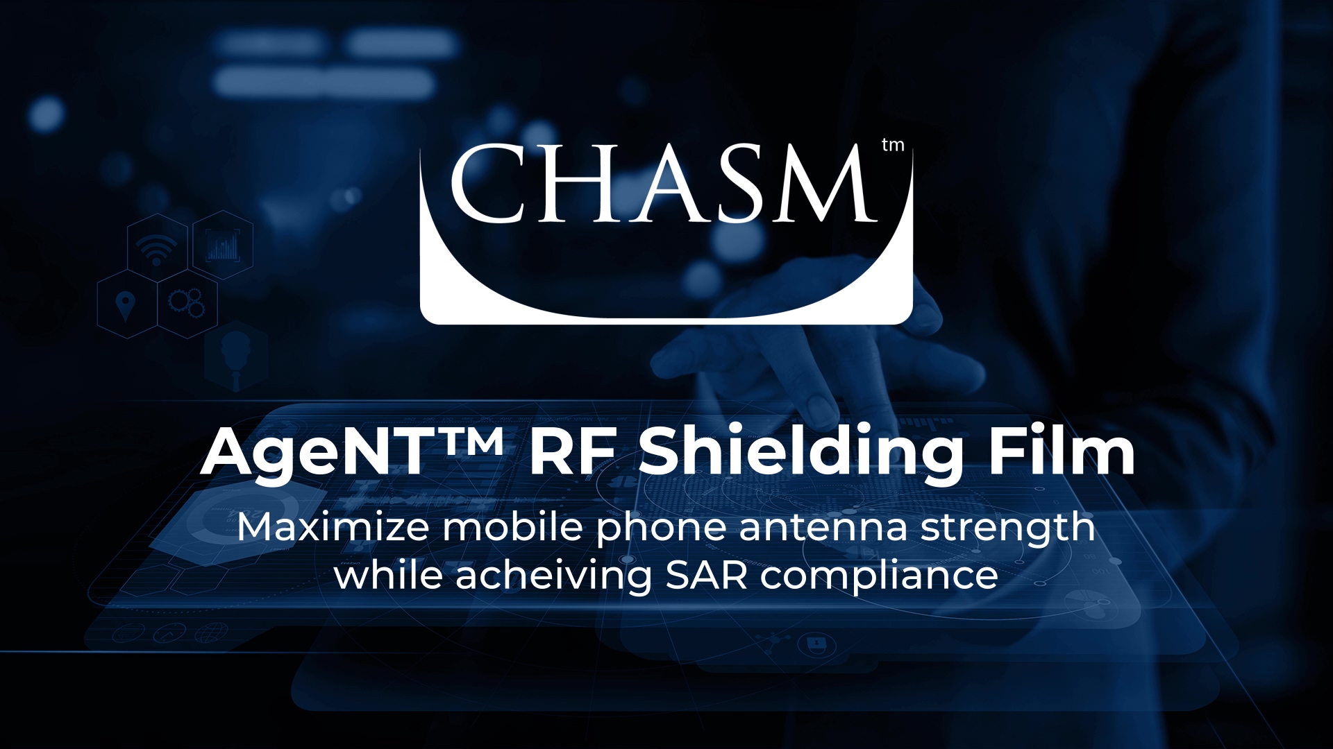 ( ABOUT ) AgeNT Film - RF Shielding