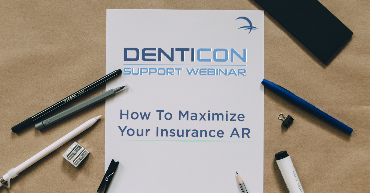 How to Maximize your Insurance AR
