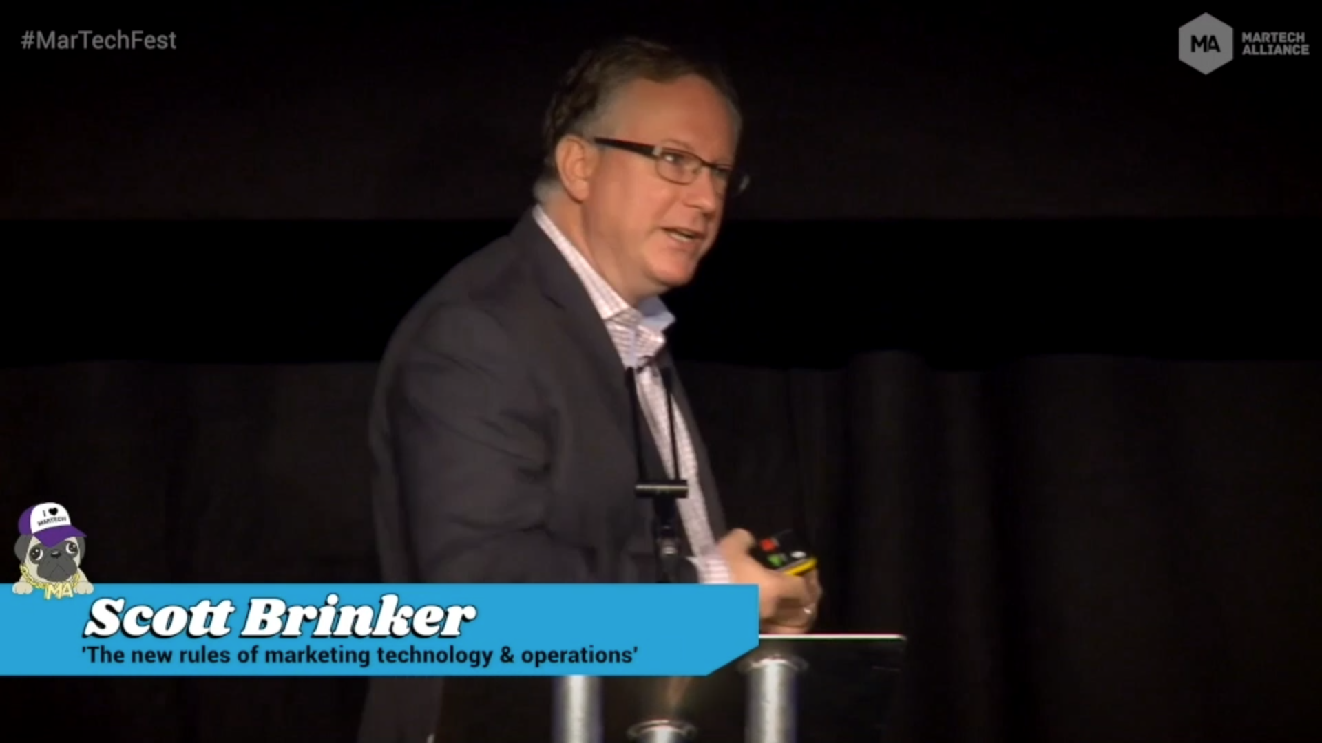 Scott Brinker presentation at MarTechFest 2018_1