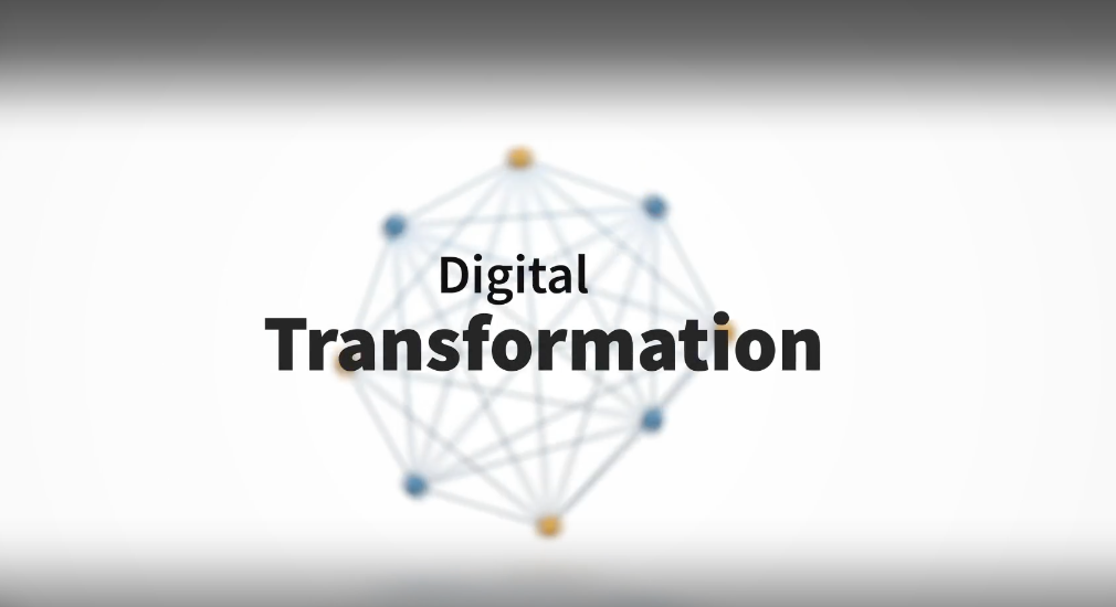 Executive Perspective – Digital Transformation Starts with Data