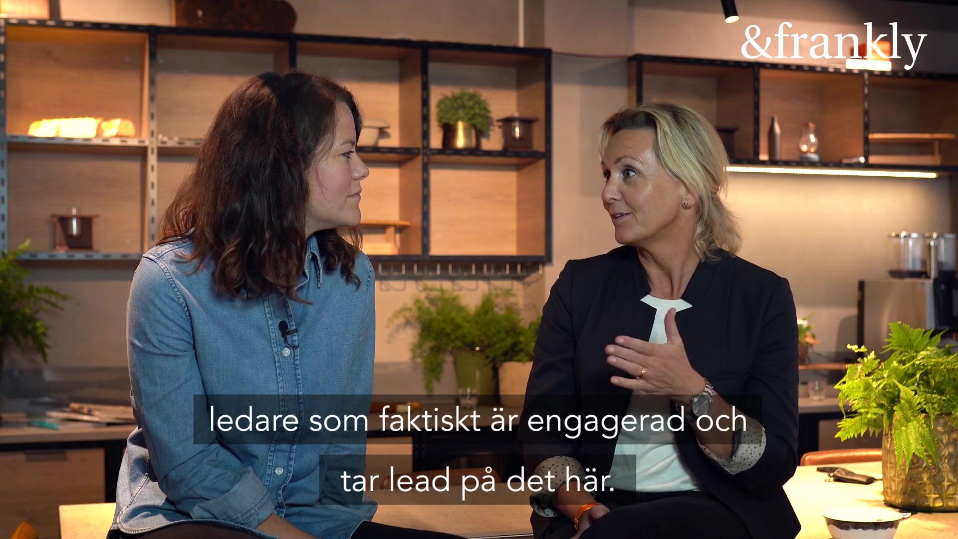 LEDARSKAP med Viktoria Lindhé och Caroline Fjellner