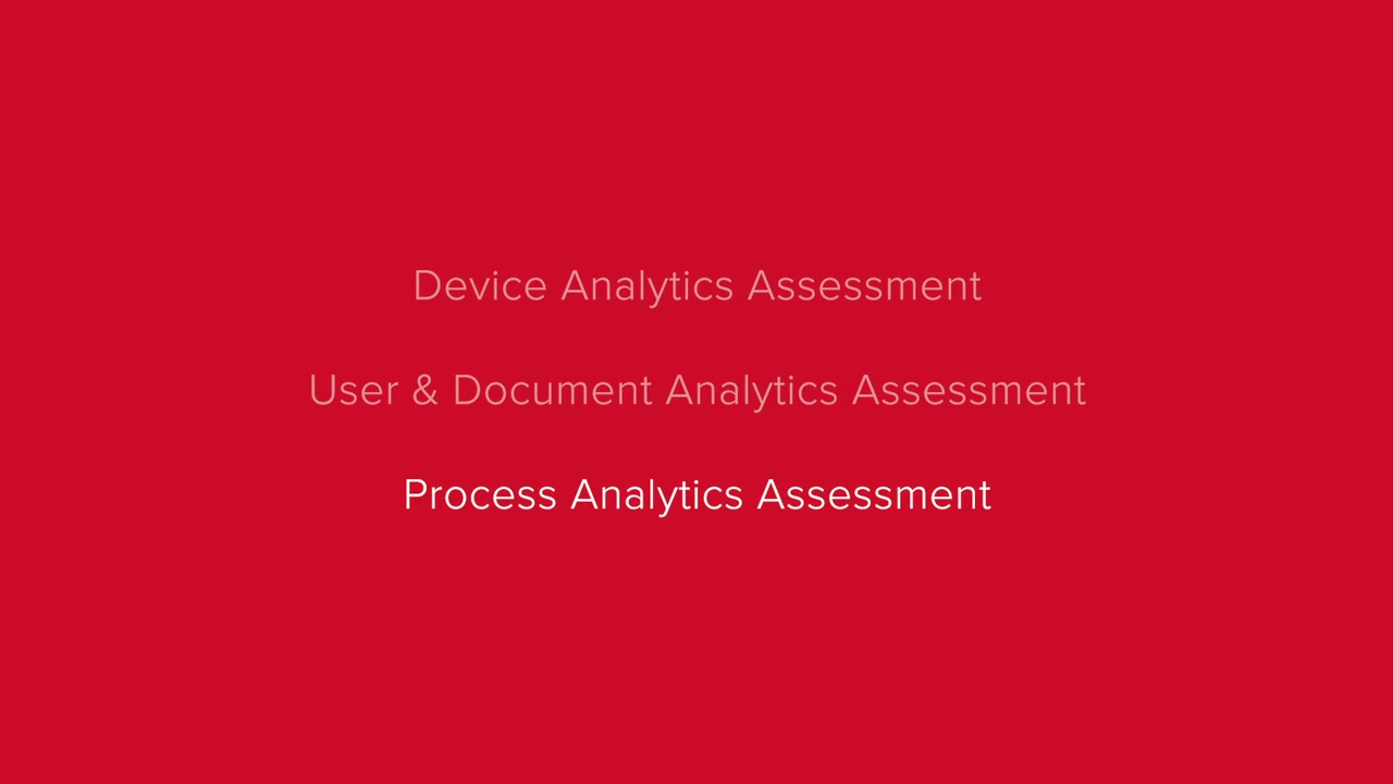 An introduction to Process Analytics Assessment (compressed)