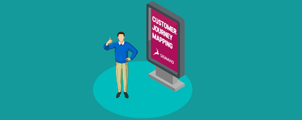 Customer Journey Mapping with Signavio