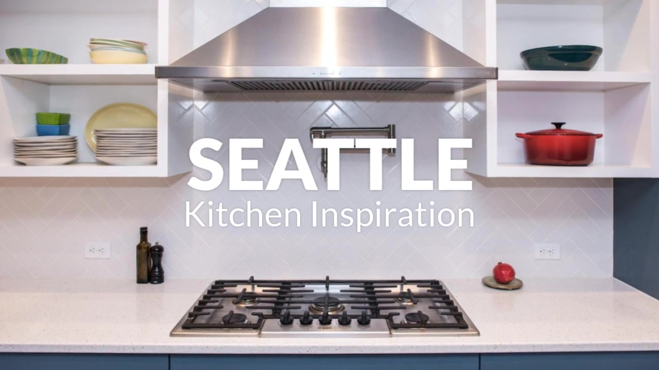 Seattle Kitchen Inspiration