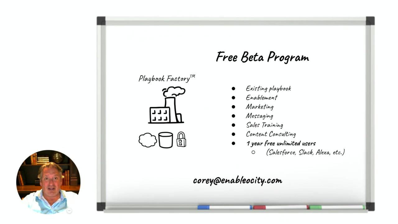Playbook Factory Intro - Google Slides