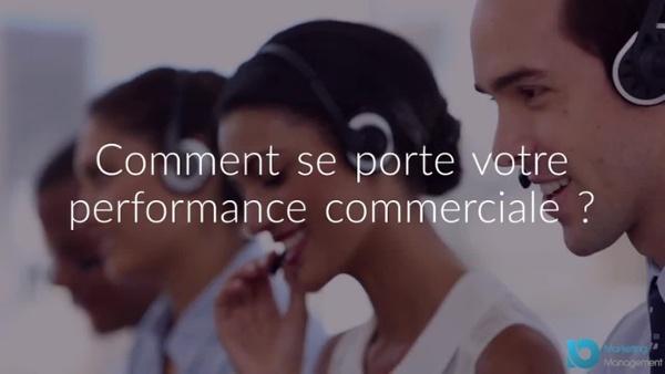 MMIO  Comment se porte votre performance commerciale ?