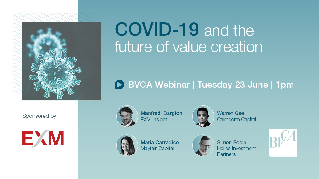 COVID-19 and the future of value creation (Recording)