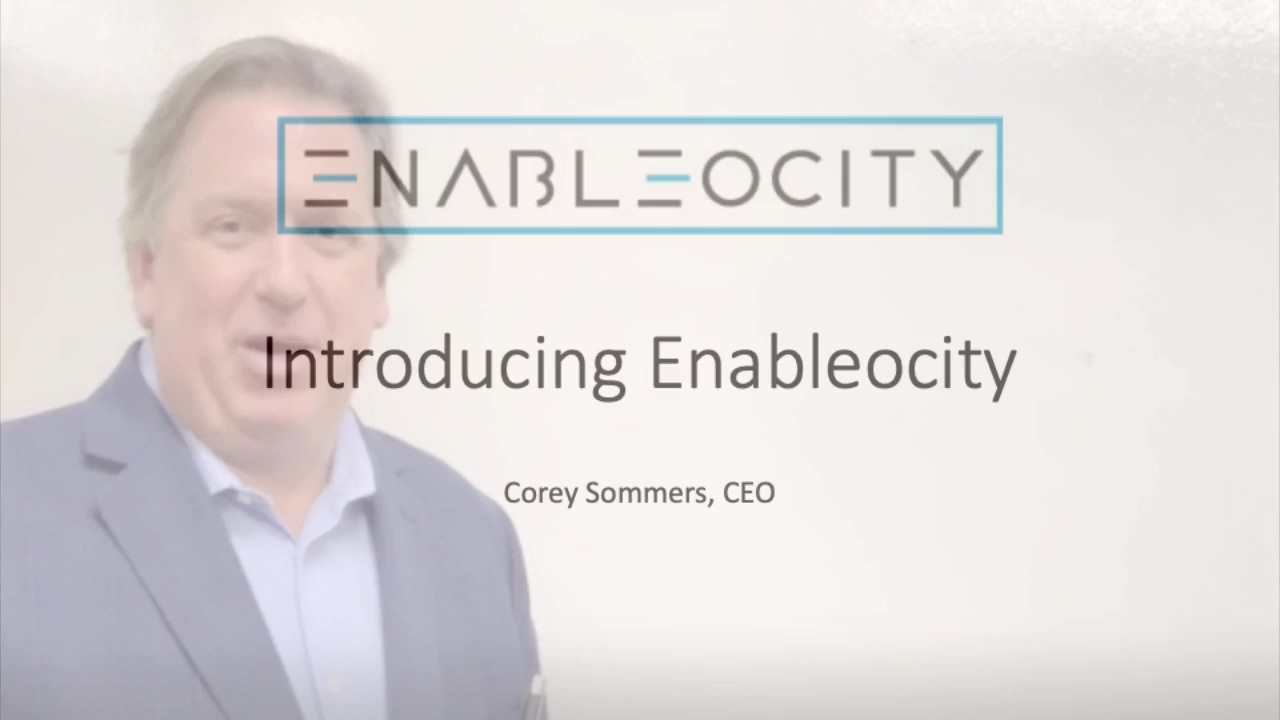 Introducing Enableocity.V1.3