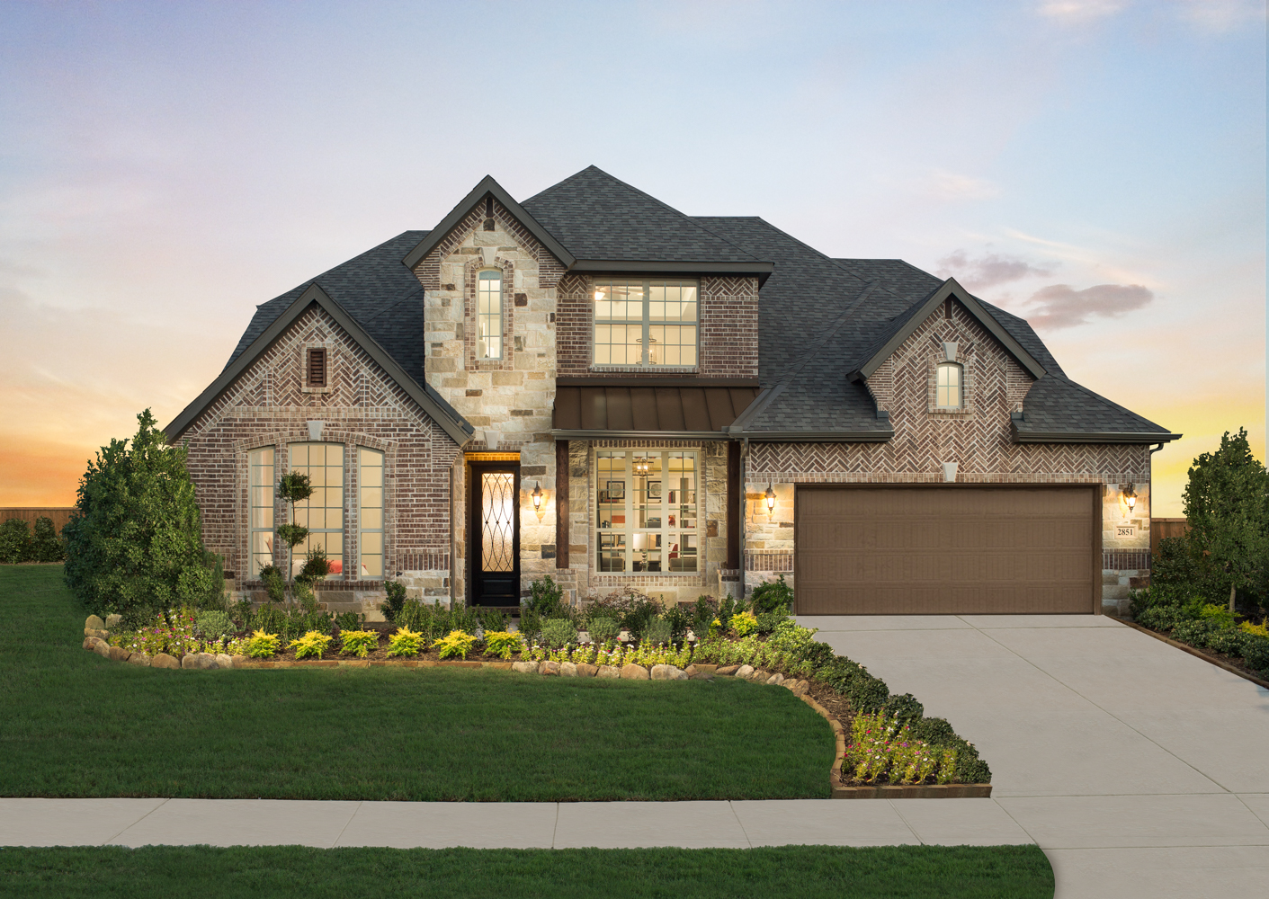 Scarlett Model Home | Parks at Legacy