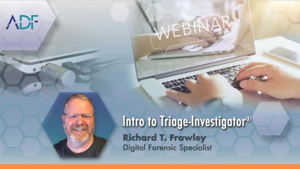 Intro to ADF Triage-Investigator