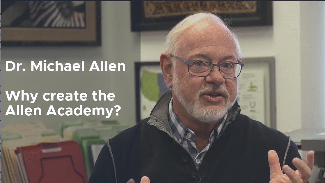 Allen Academy Vision Q1