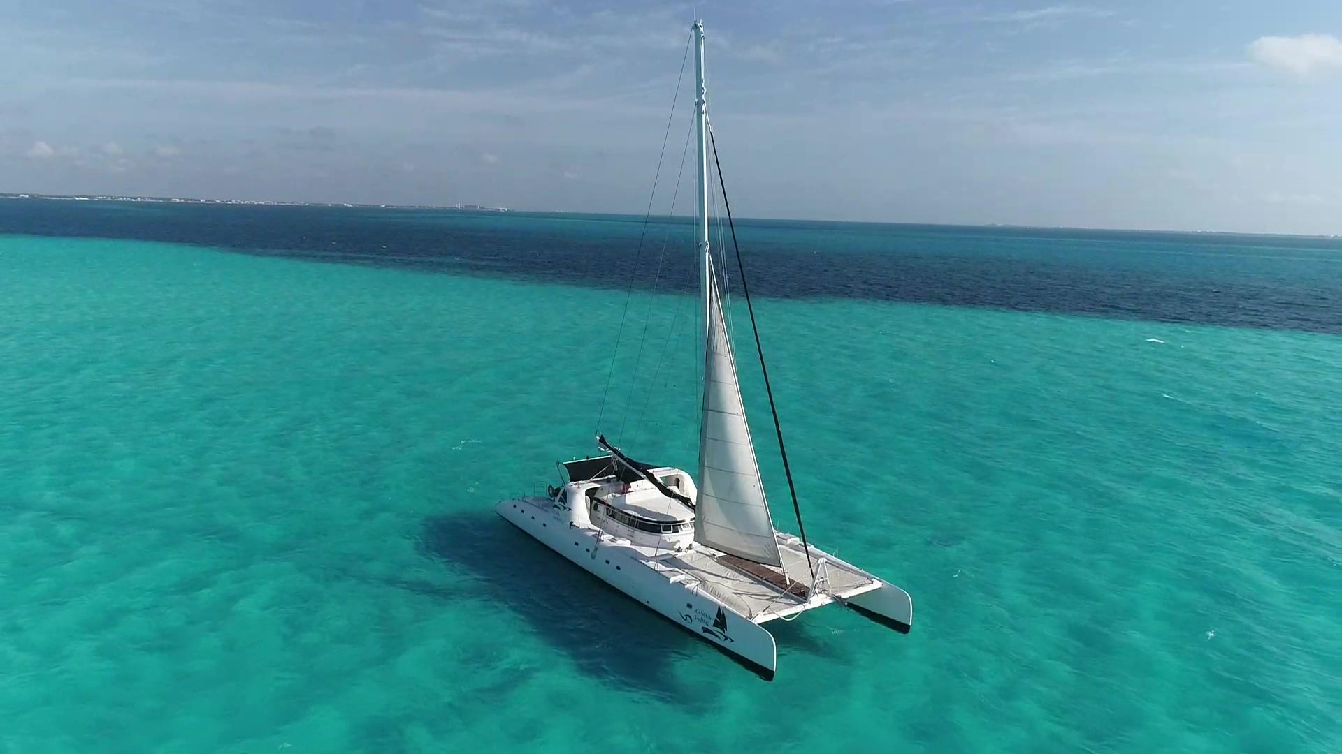 Catamaran Amazing - Video