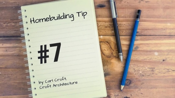 12 Tips of Christmas for Ho Ho Homebuilding. Tip #7HD