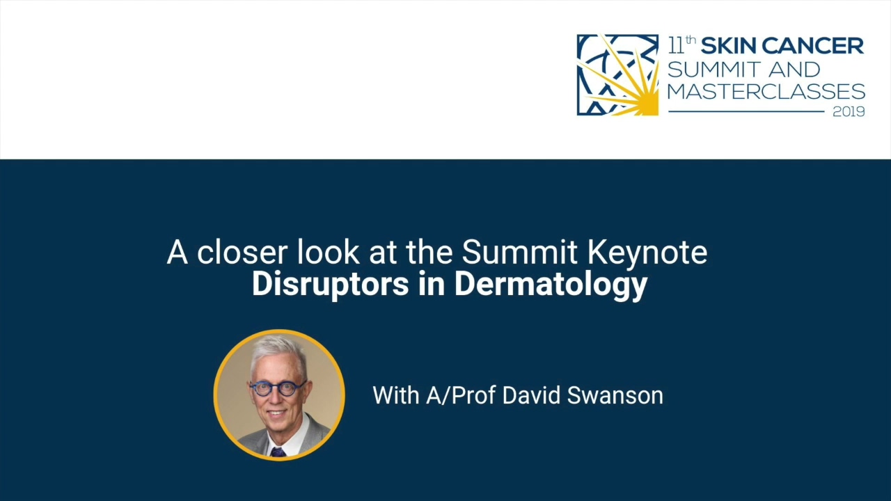 Keynote at the Summit - David Swanson