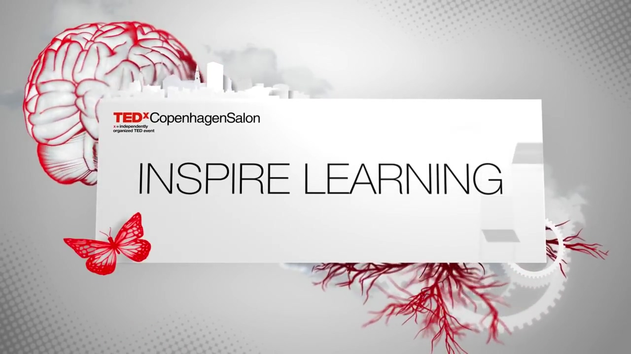 3 tools to become more creative _ Balder Onarheim _ TEDxCopenhagenSalon