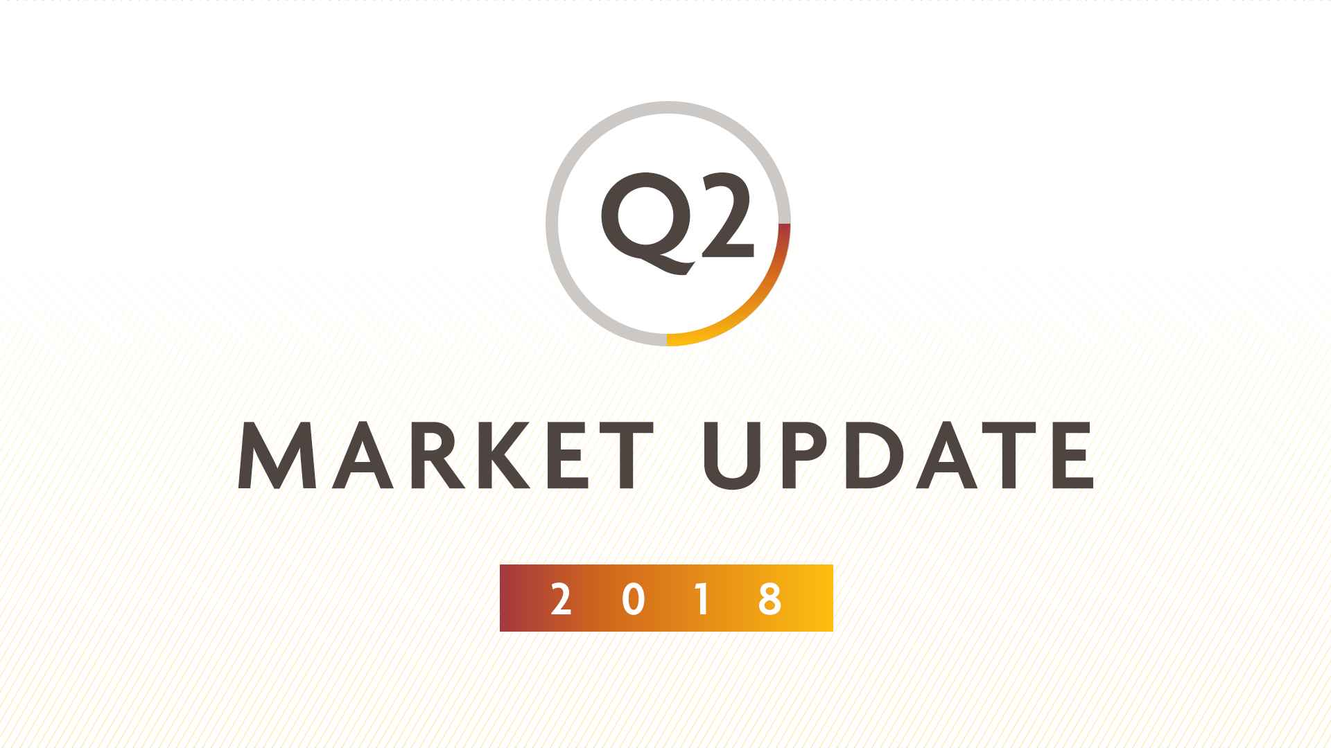 Q2 2018 Market update | Stocks rise, risk grows