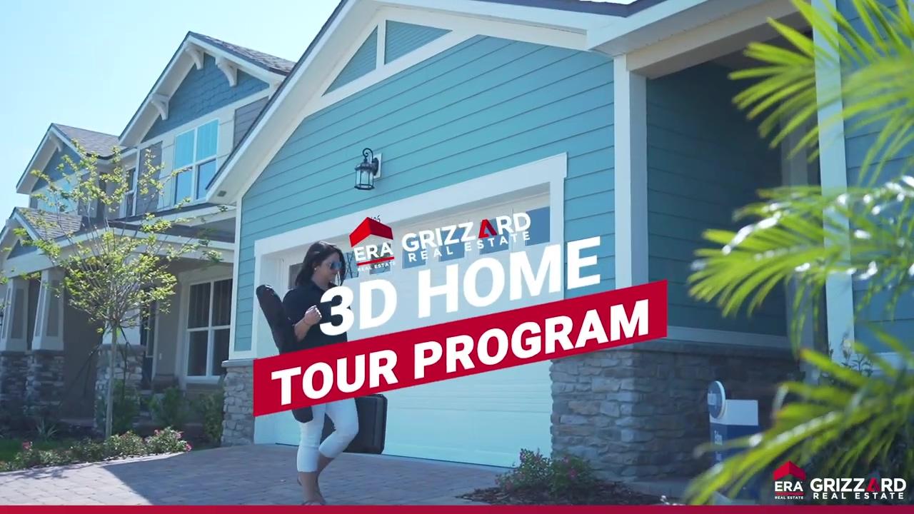 ERA Grizzard's Exclusive 3D Home Tour Program