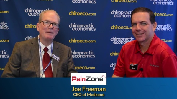 PainZone Interview - Chiropractic Economics