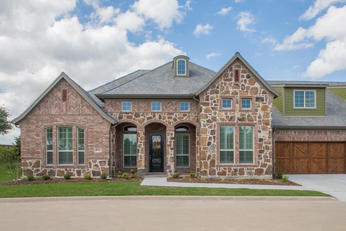 Jackson Model Home | Retreat at Craig Ranch