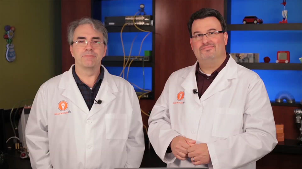 SolarWinds Lab #8: Automation and the SolarWinds API