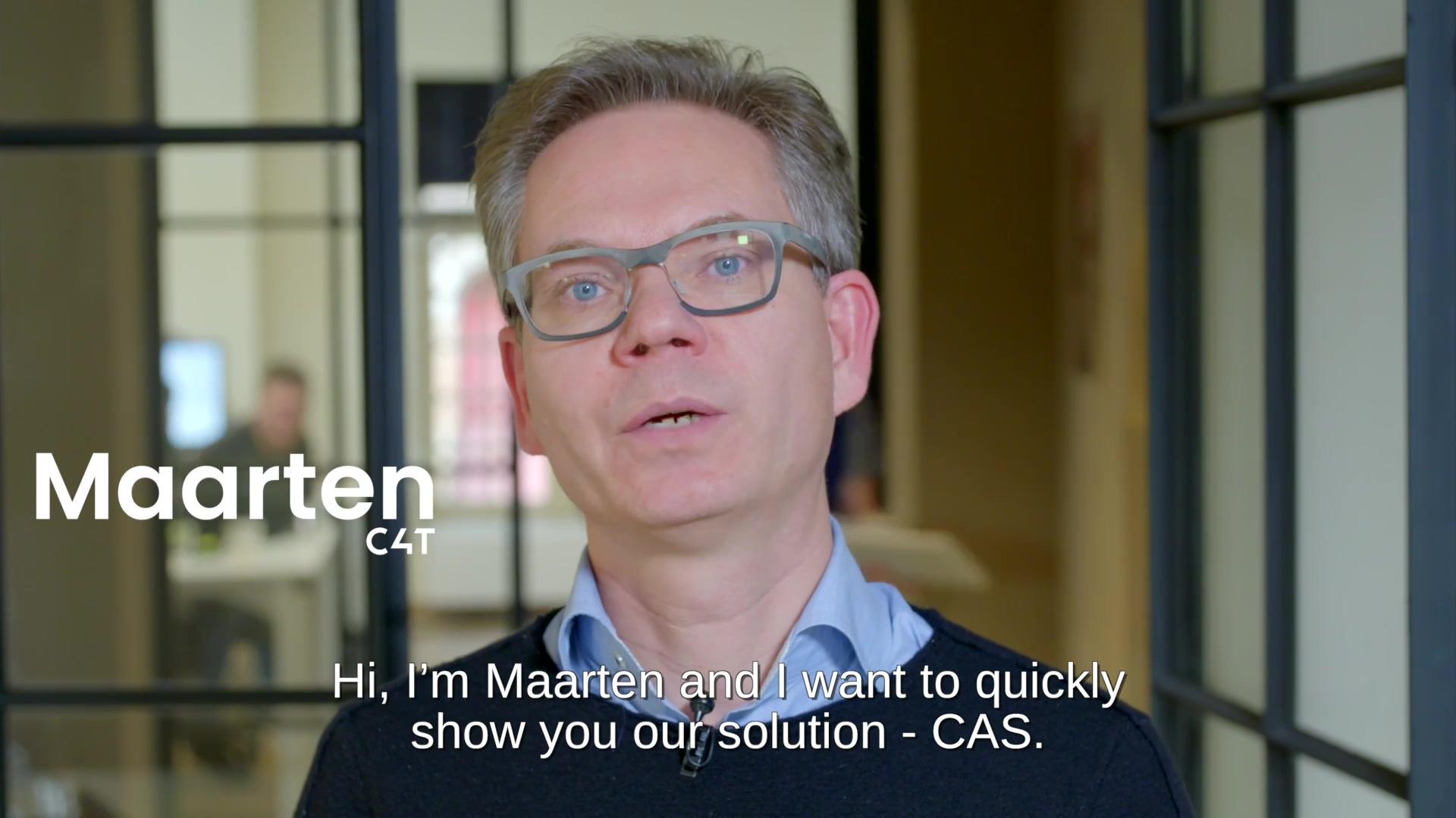 CAS Demo Subtitled