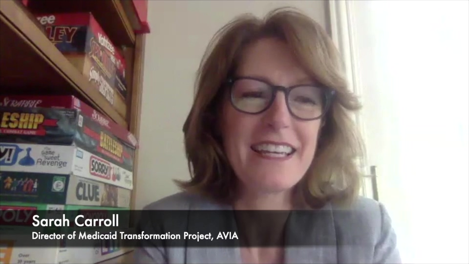Sarah Carroll Interview