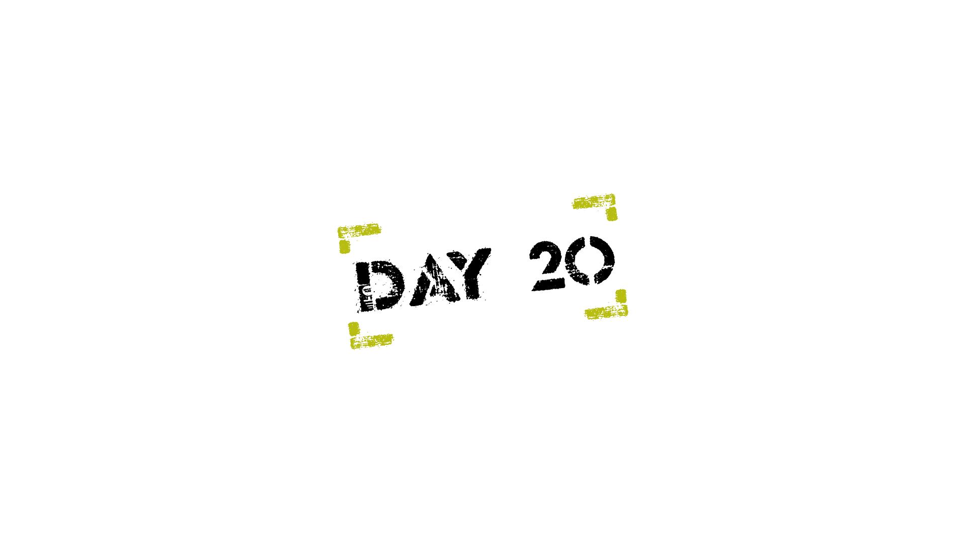 Quarantined - Day 20 - MRO Storeroom