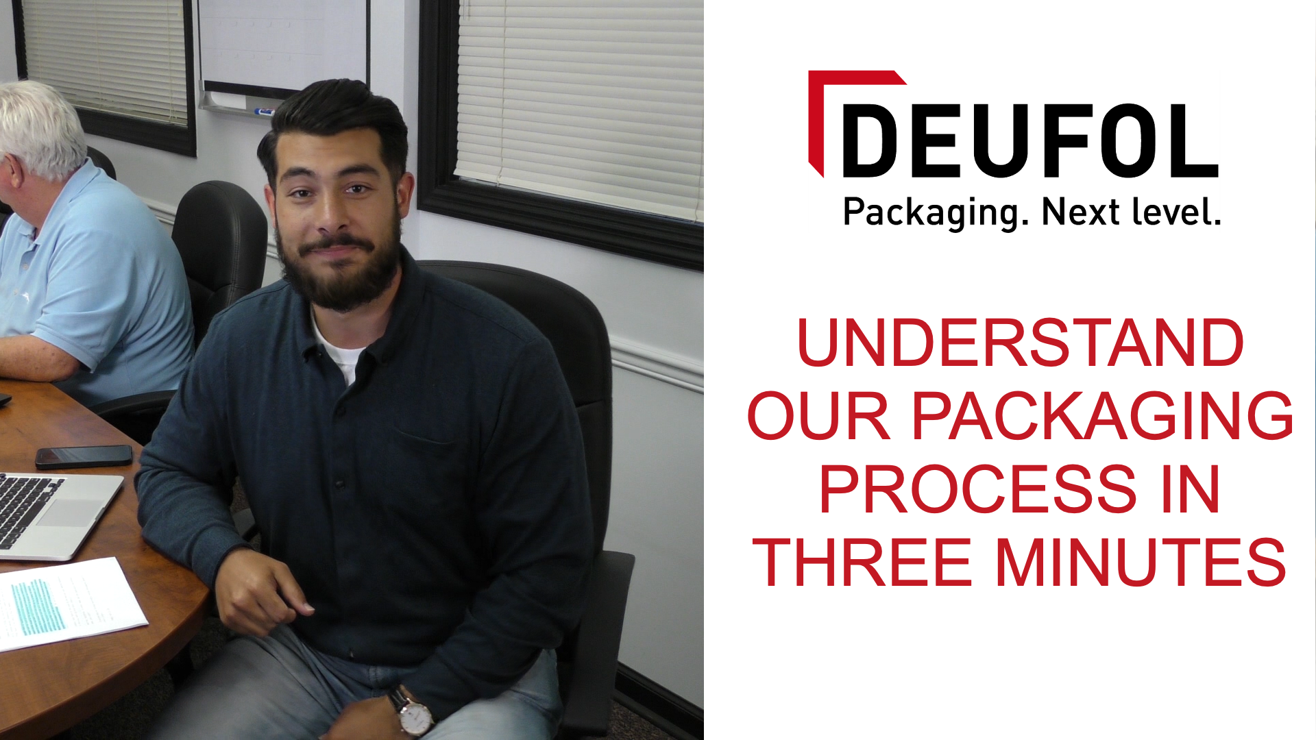 Your Industrial Packaging Process Explained