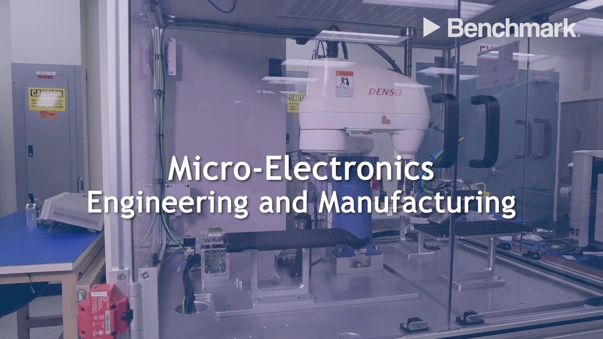 Benchmark-Micro-E