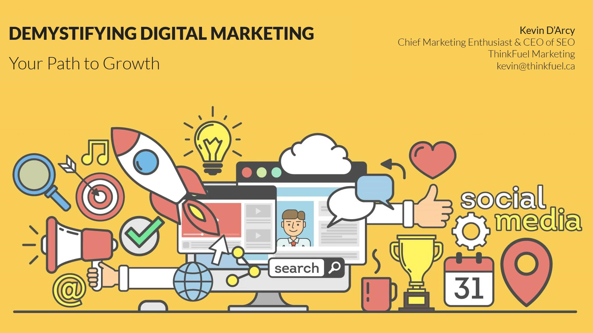 Demystifying Digital Marketing