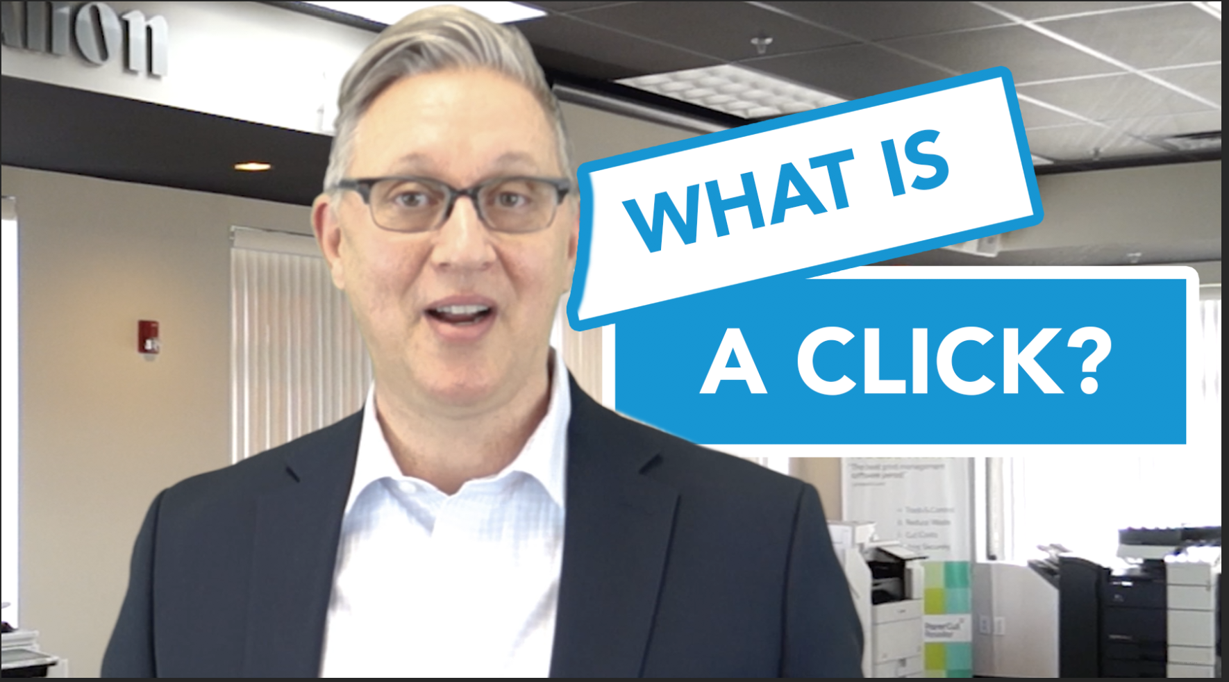 What is a click